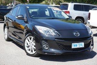 2012 Mazda 3 BL10L2 SP25 Activematic Black 5 Speed Sports Automatic Sedan.