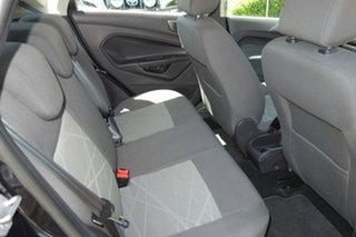 2013 Ford Fiesta WZ Ambiente Black 5 Speed Manual Hatchback