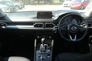 2019 Mazda CX-5 KF4WLA Maxx SKYACTIV-Drive i-ACTIV AWD White 6 Speed Sports Automatic Wagon