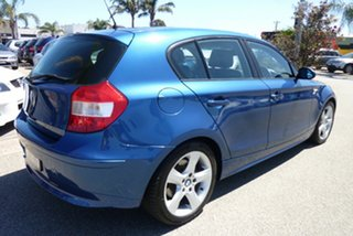 2005 BMW 120i E87 120i Blue 6 Speed Automatic Hatchback
