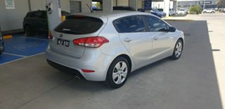 2016 Kia Cerato YD MY17 S Silver 6 Speed Sports Automatic Hatchback.