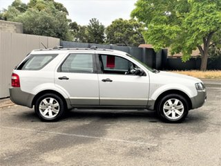 2008 Ford Territory SY TX Silver 4 Speed Sports Automatic Wagon