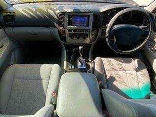 2006 Toyota Landcruiser UZJ100R GXL 5 Speed Automatic Wagon