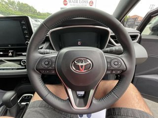2019 Toyota Corolla ZWE211R ZR E-CVT Hybrid Black 10 Speed Constant Variable Hatchback Hybrid