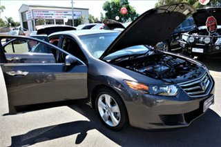2010 Honda Accord Euro CU MY11 Grey 5 Speed Automatic Sedan