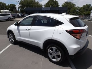 2017 Honda HR-V MY17 VTi White 1 Speed Constant Variable Hatchback