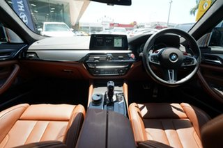 2018 BMW M5 F90 Competition Donington Grey 8 Speed Automatic Sedan