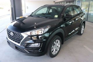 2020 Hyundai Tucson TL4 MY21 Active 2WD Phantom Black 6 Speed Automatic Wagon.