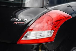 2013 Suzuki Swift FZ Sport Black 7 Speed Constant Variable Hatchback