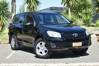 2012 Toyota RAV4 ACA33R MY12 CV Black 5 Speed Manual Wagon.