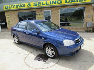 2006 Holden Viva JF - Blue 4 Speed Automatic Sedan.