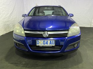 2006 Holden Astra AH MY06 CDX Ultra Blue/grey 5 Speed Manual Wagon.