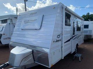 2012 Jayco Starcraft Caravan.