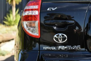 2012 Toyota RAV4 ACA33R MY12 CV Black 5 Speed Manual Wagon