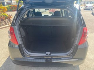 2008 Honda Jazz GE MY09 GLi Black 5 Speed Automatic Hatchback