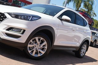 2019 Hyundai Tucson TL4 MY20 Active (2WD) White 6 Speed Automatic Wagon.
