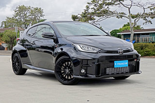 2020 Toyota Yaris Gxpa16R GR Black 6 Speed Manual Hatchback