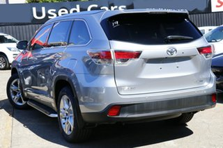 2016 Toyota Kluger GSU50R Grande 2WD Silver 6 Speed Sports Automatic Wagon.