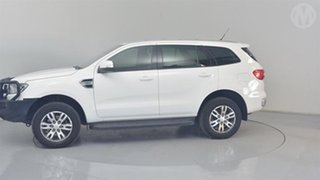 2017 Ford Everest UA MY17 Trend Cool White 6 Speed Automatic SUV