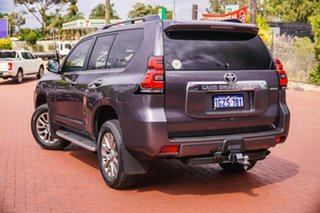 2020 Toyota Landcruiser Prado GDJ150R Kakadu Grey 6 Speed Sports Automatic Wagon.