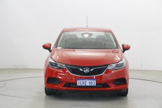2018 Holden Astra BL MY18 LS Red 6 Speed Sports Automatic Sedan.