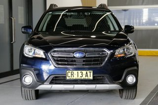2018 Subaru Outback MY17 2.5I (fleet Edition) Deep Blue Continuous Variable Wagon