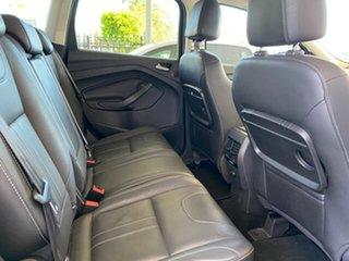 2015 Ford Kuga TF MY15 Titanium PwrShift AWD Black 6 Speed Sports Automatic Dual Clutch Wagon