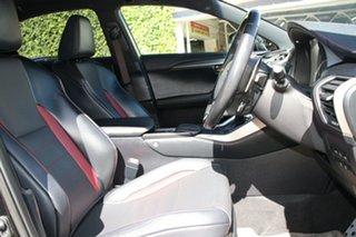 2017 Lexus NX200T AGZ15R F Sport (AWD) Black 6 Speed Automatic Wagon