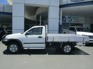 2005 Holden Rodeo LX2wd White Manual Utility.