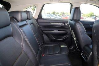 2017 Mazda CX-5 KF4WLA GT SKYACTIV-Drive i-ACTIV AWD Silver 6 Speed Sports Automatic Wagon