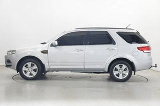 2013 Ford Territory SZ TX Seq Sport Shift Silver 6 Speed Sports Automatic Wagon.