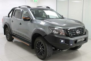 2019 Nissan Navara D23 S4 N-TREK Slate Grey 7 Speed Sports Automatic Utility.