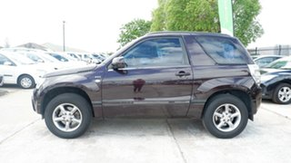 2009 Suzuki Grand Vitara JB MY09 Purple 4 Speed Automatic Hardtop