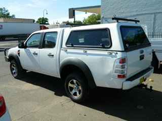 2010 Ford Ranger PK XL (4x2) 5 Speed Automatic Dual Cab Pick-up.