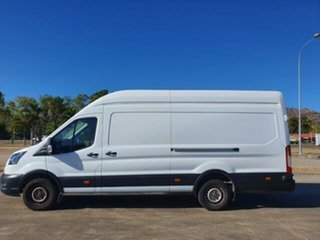 2019 Ford Transit VO 2019.75MY 350e (High Roof) Frozen White 6 Speed Manual Van