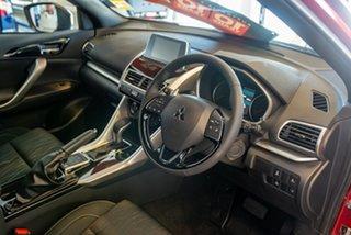 2020 Mitsubishi Eclipse Cross YA MY20 Black Edition 2WD Red Diamond 8 Speed Constant Variable Wagon