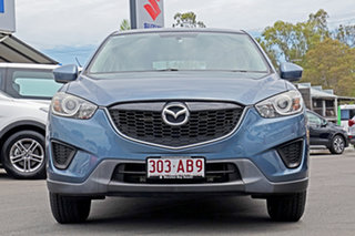 2013 Mazda CX-5 KE1071 Maxx SKYACTIV-Drive Blue 6 Speed Sports Automatic Wagon.