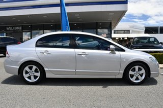 2009 Honda Civic 8th Gen MY09 VTi-L Silver 5 Speed Manual Sedan