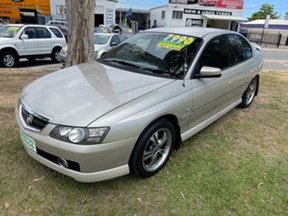 2003 Holden Calais VY II 4 Speed Automatic Sedan.