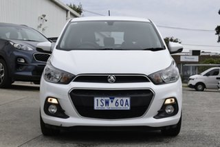 2016 Holden Spark MP MY16 LT White 1 Speed Constant Variable Hatchback