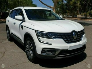 2020 Renault Koleos HZG MY20 Zen X-tronic White Solid 1 Speed Constant Variable Wagon.