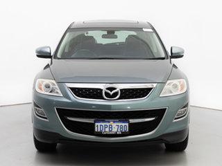 2011 Mazda CX-9 10 Upgrade Luxury Grey 6 Speed Auto Activematic Wagon.