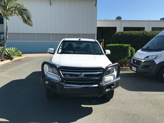 2017 Holden Colorado RG MY17 LS Pickup Crew Cab White 6 speed Automatic Utility.
