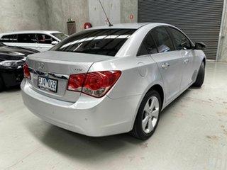 2010 Holden Cruze JG CDX Silver 5 Speed Manual Sedan