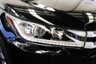 2019 Toyota Kluger GSU50R GX (4x2) Eclipse Black 8 Speed Automatic Wagon