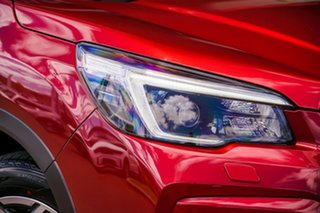 2020 Subaru Forester S5 2.5I Red Constant Variable SUV