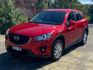 2014 Mazda CX-5 KE Series Maxx Sport Red Sports Automatic Wagon.