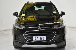 2019 Holden Trax TJ MY20 LS Black/Grey 6 Speed Automatic Wagon.