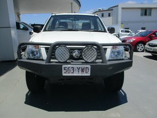 2005 Holden Rodeo LX2wd White Manual Utility