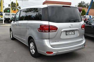 2017 LDV G10 SV7C Silver 6 Speed Automatic Van.